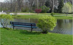Evergreen Park in Lowell